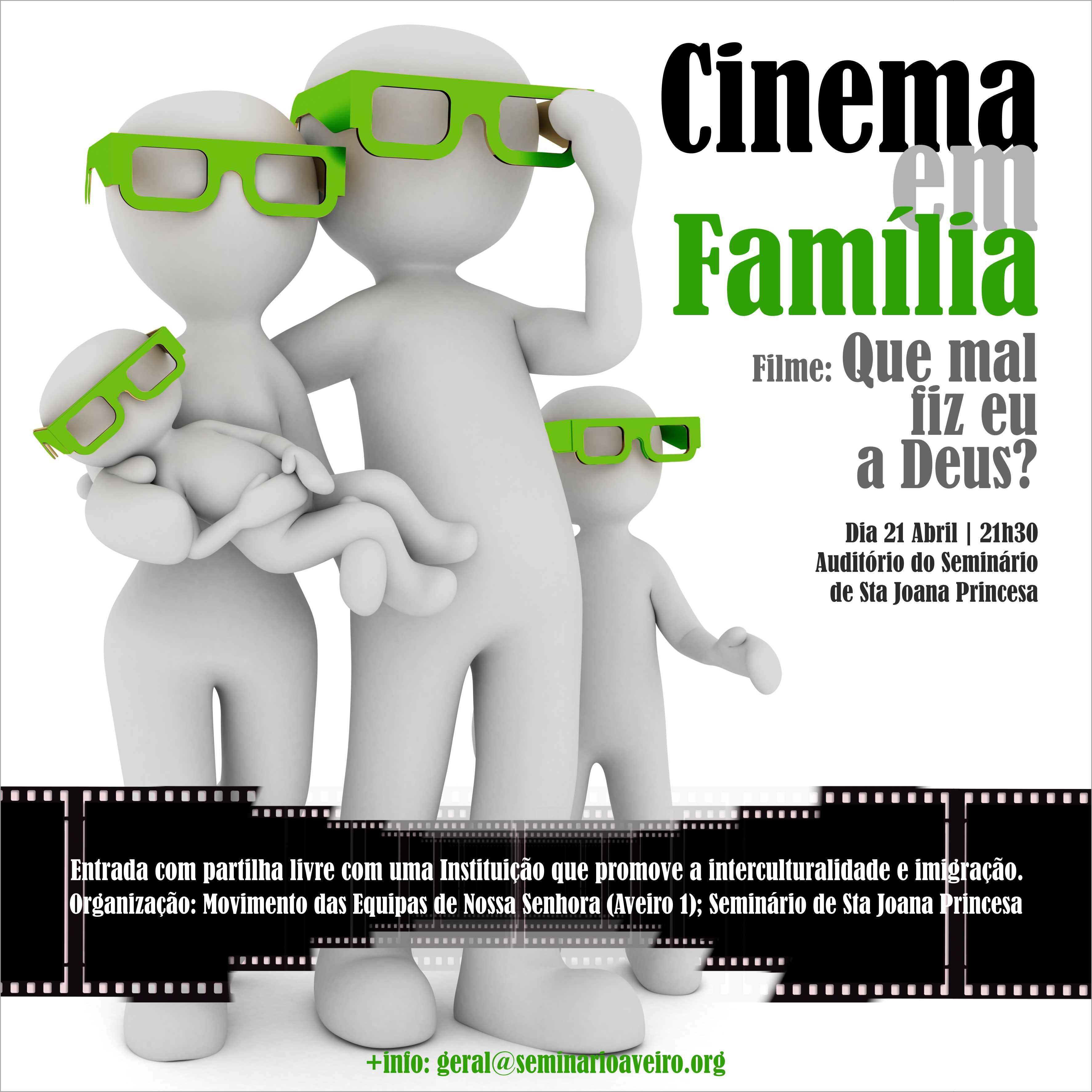 Cinema em família