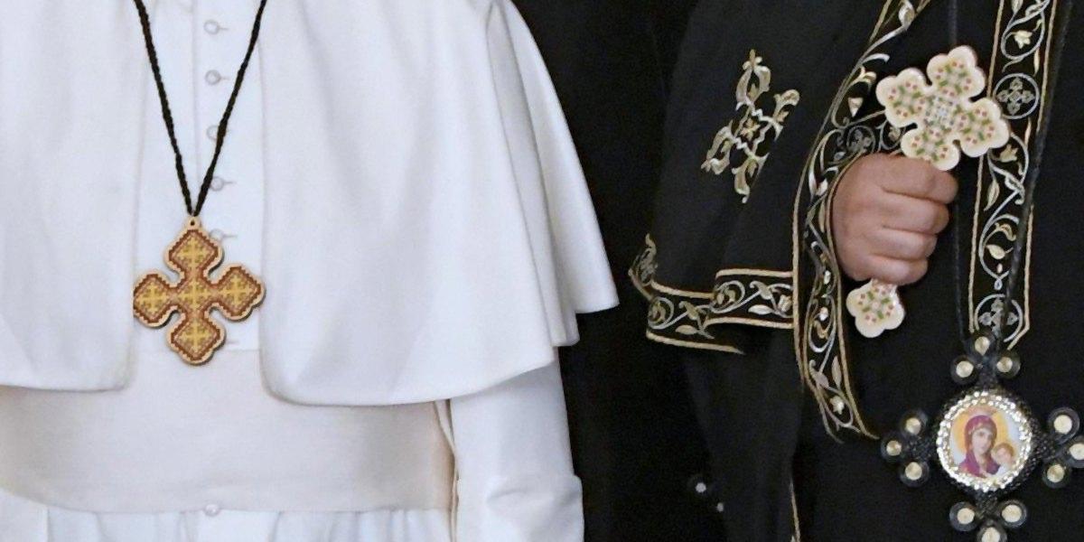 Ecumenismo – Papa e líder dos coptas ortodoxos assinam declaração conjunta
