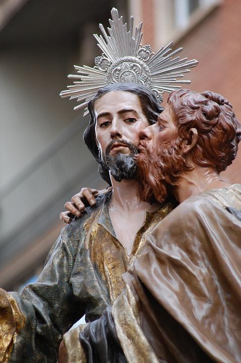 ALEGAÇÃO DE JUDAS NO PROCESSO DE JESUS