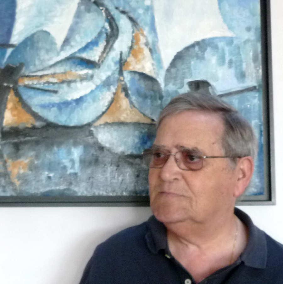 Gaspar Albino – Pintor que entreabre portas
