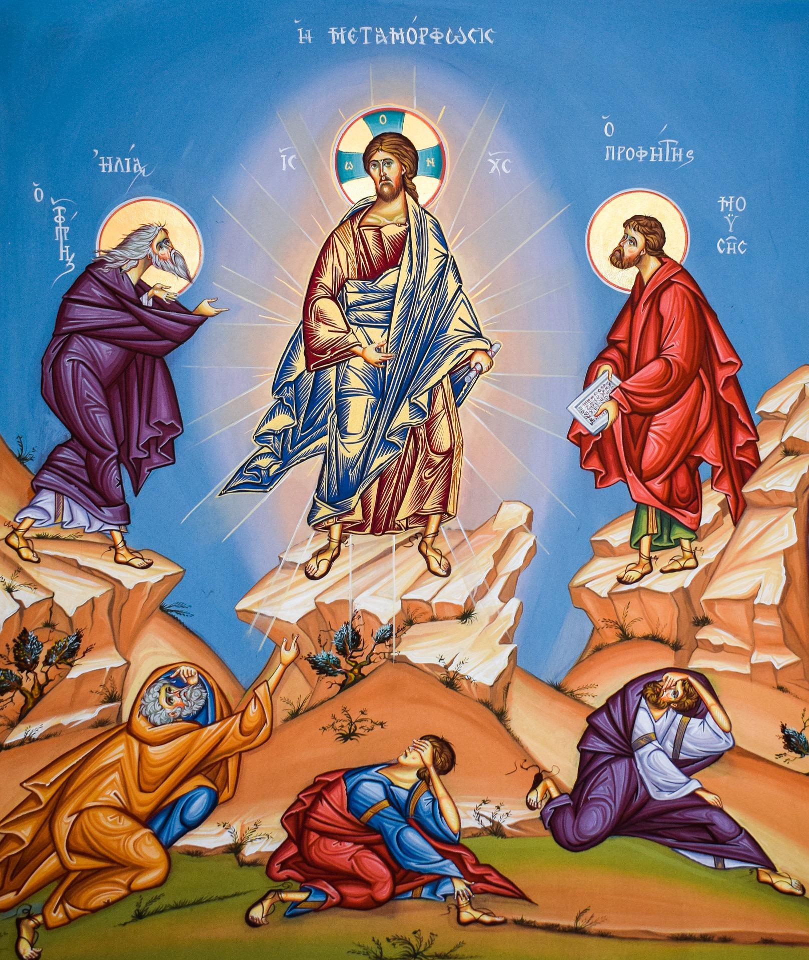 Festa da Transfiguração do Senhor (Ano A)