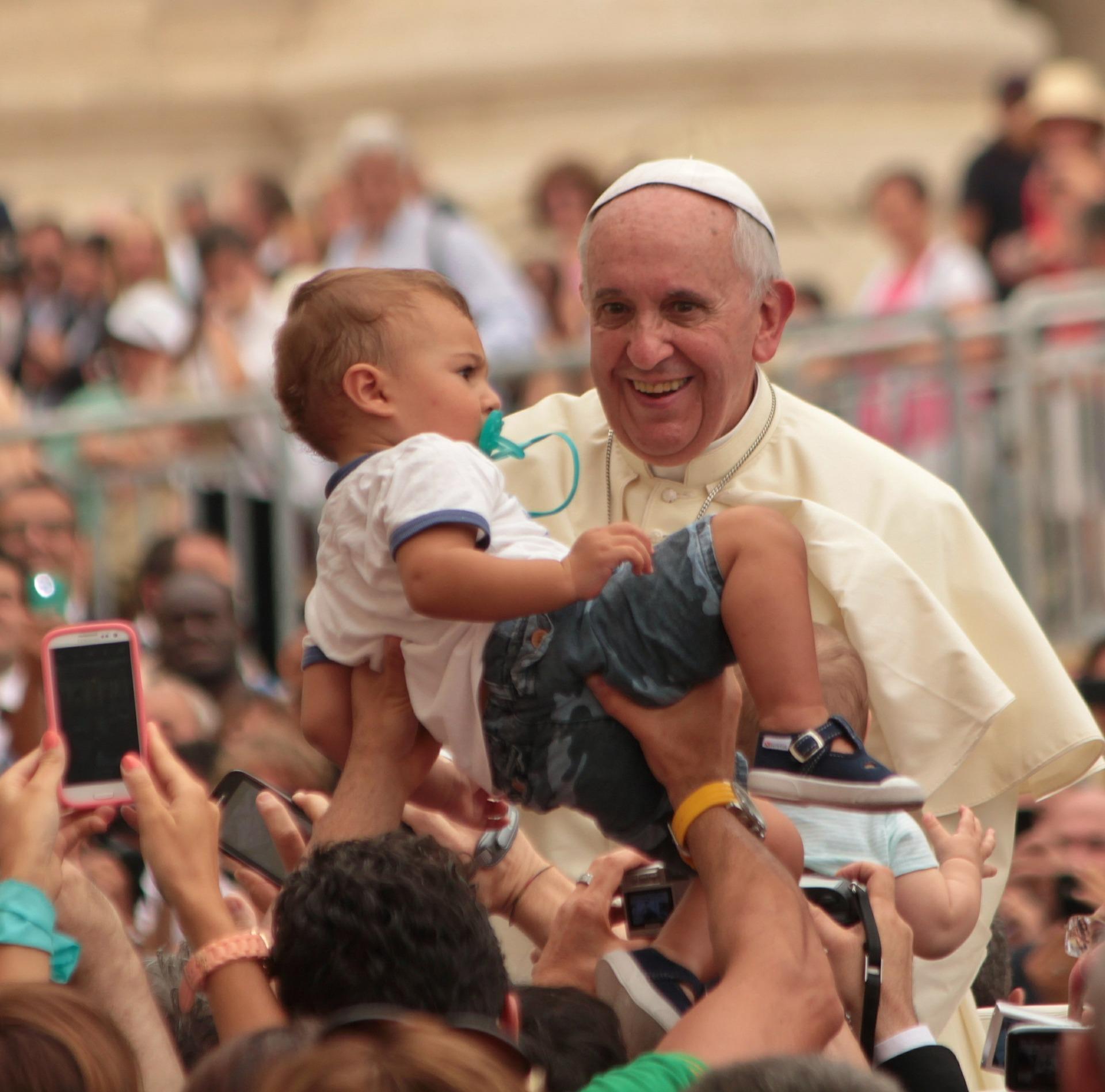 Papa Francisco associa-se à Caminhada pela Vida