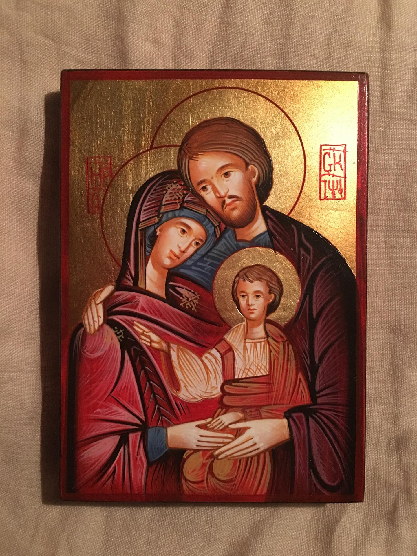Em família, Jesus cresce em sabedoria