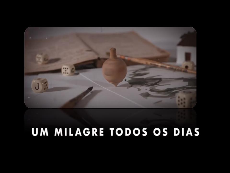 """DOCENTE DA ESCOLA DAS ARTES APRESENTA """"UM MILAGRE TODOS OS DIAS"""""""