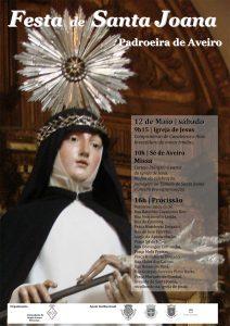 Solenidade de Santa Joana Princesa @ Aveiro