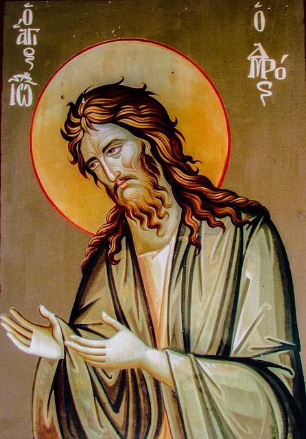 Solenidade do Nascimento de S. João Baptista