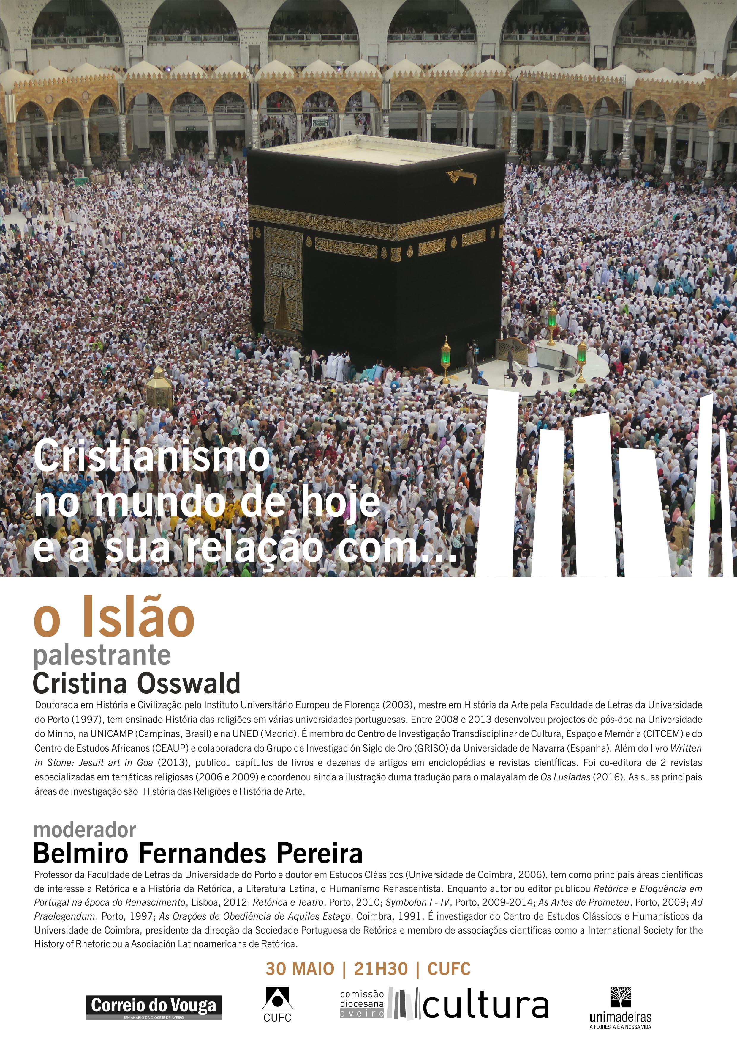 Tertúlia: Cristianismo no mundo de hoje e a sua relação com… o Islão!