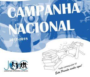 CAMPANHA NACIONAL contra a Pressão na Vida dos Jovens