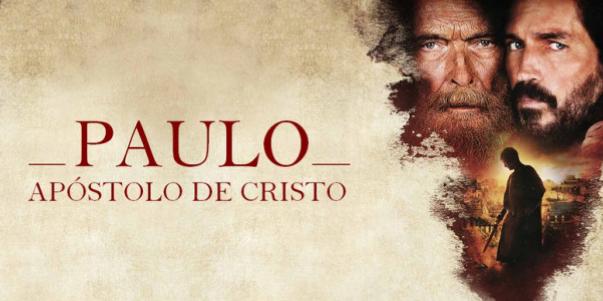 Paulo, Apóstolo de Cristo (e Lucas, apóstolo de Paulo)