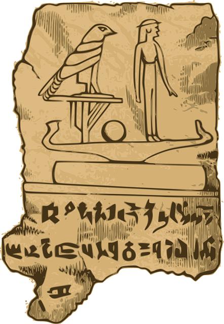 hieroglyphs-148785_640