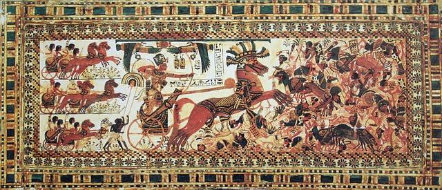 Por Detrás da Bíblia XI – Egito Antigo | Sabedoria 6