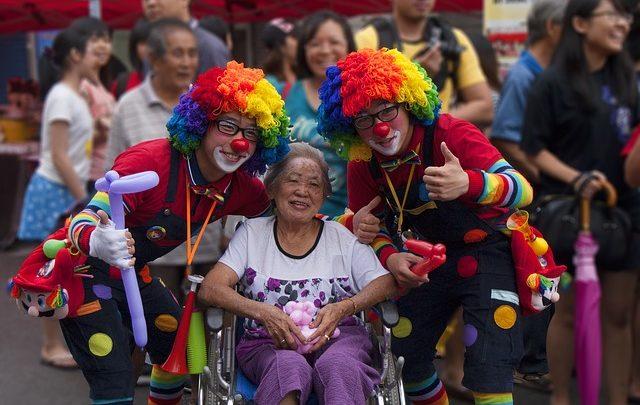 Ser idoso em lar comunitário | 6