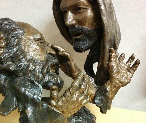 Jesus premeia o desejo do cego mendigo