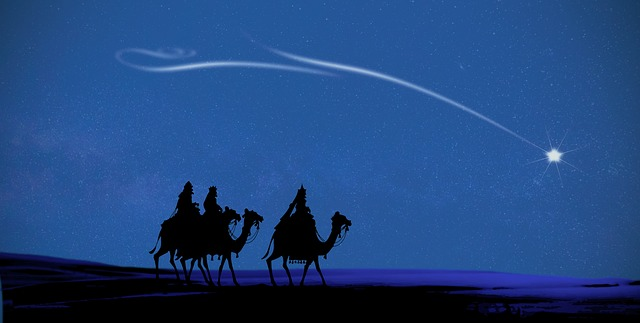 A estrela Guia | JESUS MANIFESTA-SE A QUEM O PROCURA
