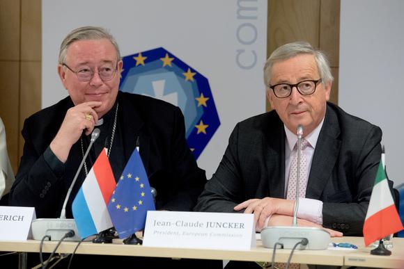 Igreja/Sociedade: Jean-Claude Juncker reuniu-se com bispos católicos da União Europeia
