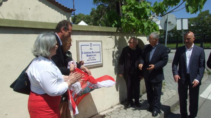 Cidade, Universidade e Igreja unidas pela Rua D. António Baltasar Marcelino
