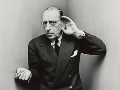 Stravinsky: O momento «mais autêntico» da sua vida foi diante de Santo António
