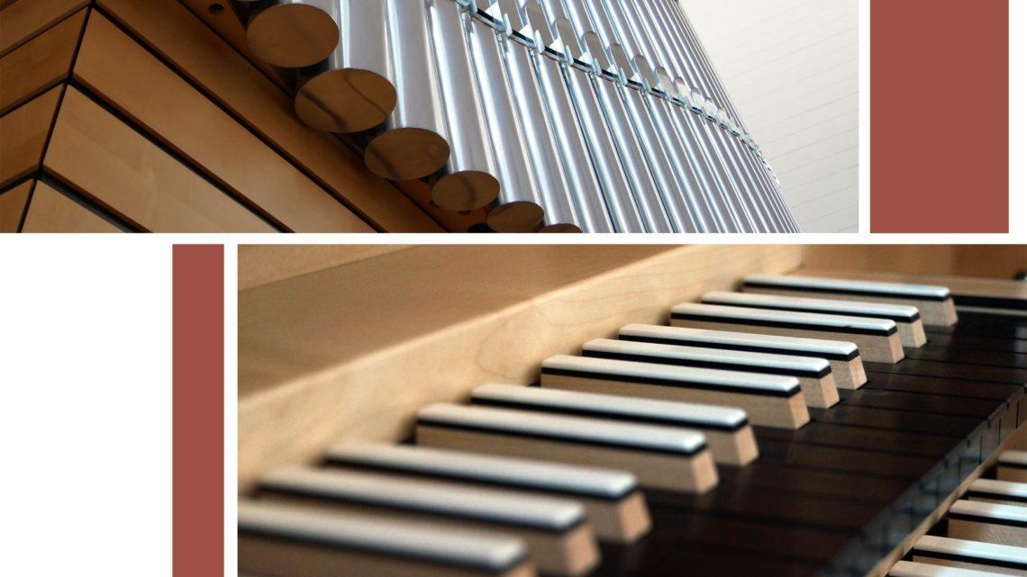 Concerto de Órgão   Sé de Aveiro – 12 de julho – 21.30h.