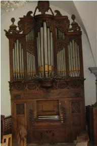 Órgão Vera Cruz foto 7