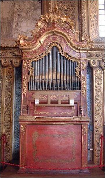 Órgão do Museu - foto 11