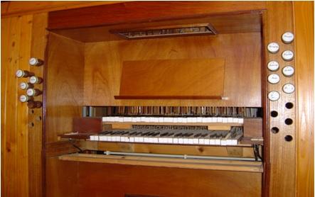 Órgão do seminário - foto 13