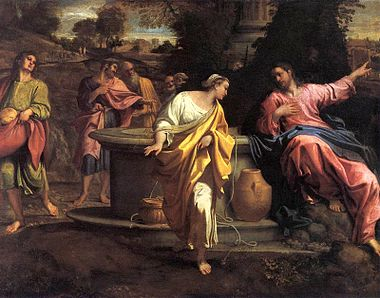 Annibale_Carracci_-_The_Samaritan_Woman_at_the_Well_-_WGA4446