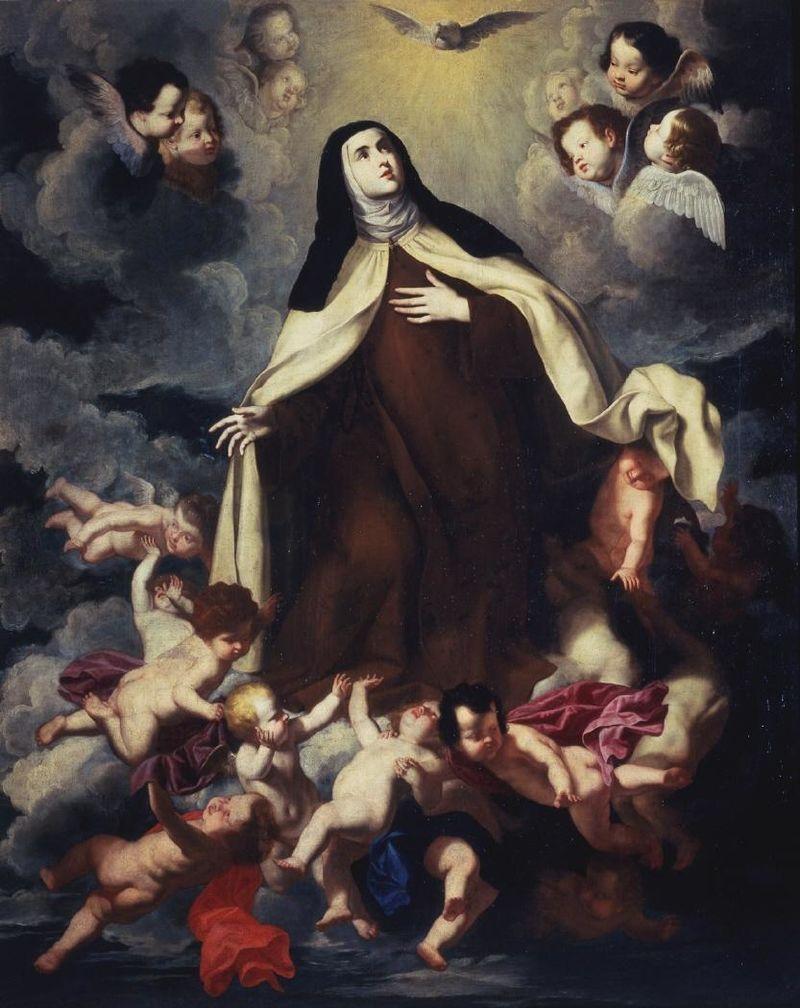 Santa_Teresa_en_gloria_(Novelli) (1)