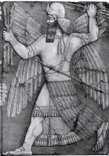 220px-Cropped_Image_of_Carving_Showing_the_Mesopotamian_God_Ninurta