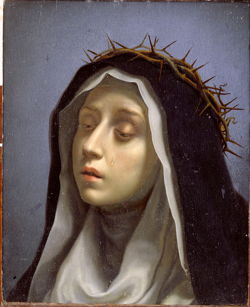 Dolci,_Carlo_-_St._Catherine_of_Siena_-_Google_Art_Project