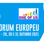 Acontece   V Fórum Europeu – 29, 30 e 31 de outubro de 2021