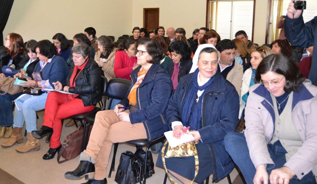 Encontro/formação de docentes de EMRC