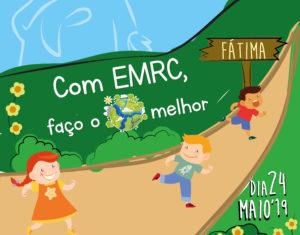 XIX INTERESCOLAS NACIONAL 1º CICLO de EMRC @ Santuário de Fátima