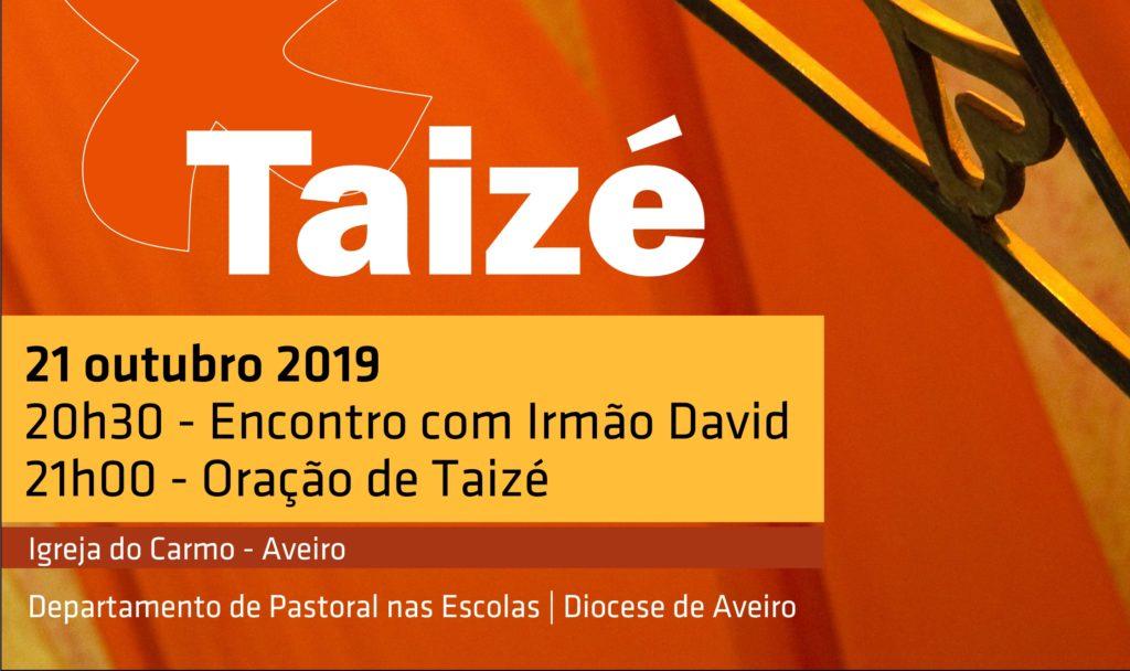 Encontro / Oração em Aveiro