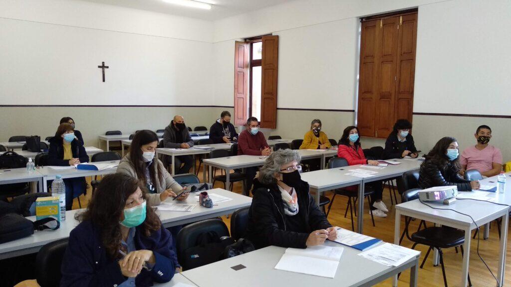 Formação Interdiocesana de docentes de EMRC